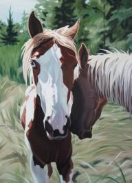Paint and Palamino