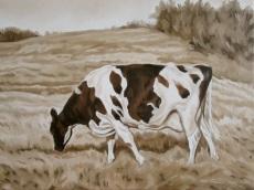 Holstein, 18 x 24